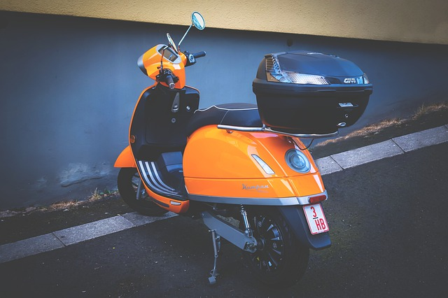 Une assurance classique pour votre scooter